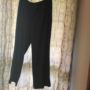 Talbots Wide Leg Dress Pants